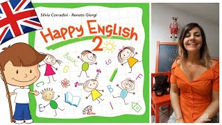 Happy english 2 - Silvia Corradini, Paoline