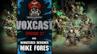 VoxCast – Episode 27: Mike Fores