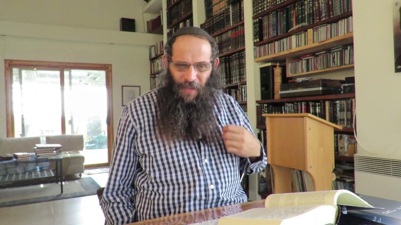 הרב  נתן אופנר- עומדות היו רגלינו בשערייך ירושלים