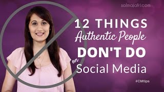 How to Promote Yourself Authentically on Social Media