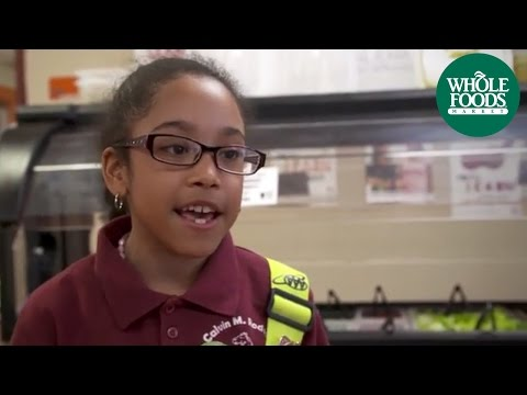 Whole Kids Foundation® Celebrates 4,000 Salad Bars with Let's Move!® And Whole Foods Market®