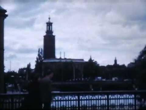 Stockholm - några sekvenser från sommaren 1960