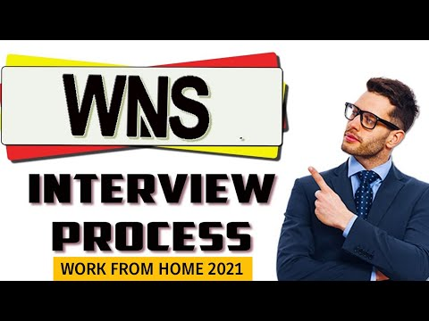 Wns Interview Process