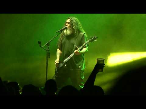 Slayer *REPENTLESS  The ANTICHRIST* FULL HD July 25, 2017 Boston, MA