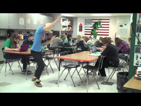 Scales Mound High School Harlem Shake