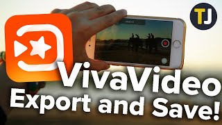 How to Save a Viva Video to Your Gallery!