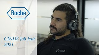 Join Roche Virtual Stand at CINDE Job Fair 2021