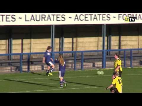 Leek Town Ladies v Burton Albion Ladies