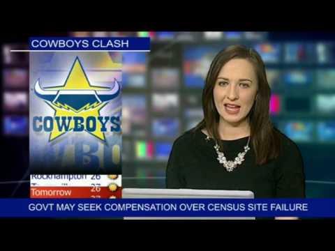 SCA Nine | Central Queensland 'Local News Headlines (12.8.2016)