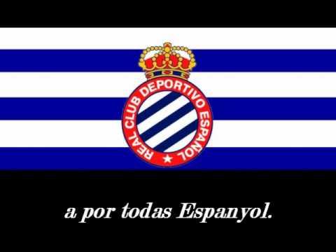 2n Himne del RCD Espanyol de Barcelona 1983