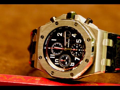 Review: Audemars Piguet Royal Oak Offshore