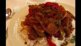 Betty's Sirloin Steak And Pepper Stir-fry
