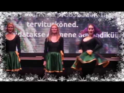 Iiri tantsu trupp Solas, Tallinna Jõuluturg 2016