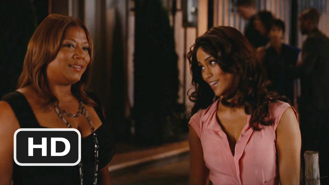 Download Just Wright #7 Movie CLIP - I'll Be Hearing From Him (2010) HD
