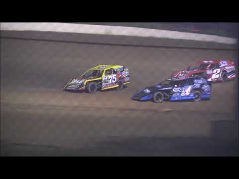 UMP Modified Feature from Portsmouth Raceway Park, May 27th, 2018.