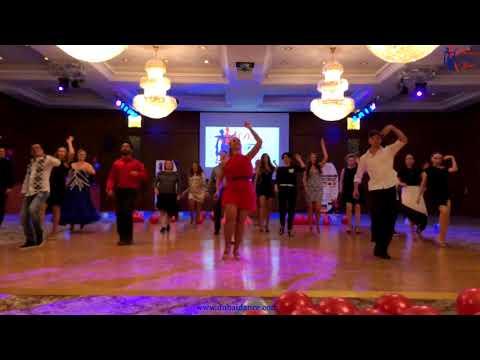 Merengue Master Class @ Grand Gala Evening 2018