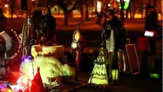 Фолк-бэнд Indios (Харьков, декабрь 2011)
