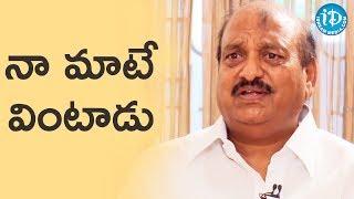 మా అన్న నా మాటే వింటాడు - జేసీ ప్రభాకర్ రెడ్డి || Talking Politics With iDream