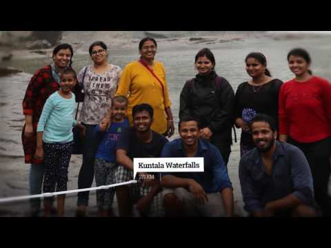 Field Trips- Sriram Sagar Reservoir- Kuntala Falls- Nirmal - Health Informatics @ PHFI IIPHH