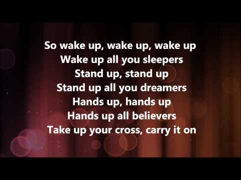 Wake Up - All Sons & Daughters w/ Lyrics