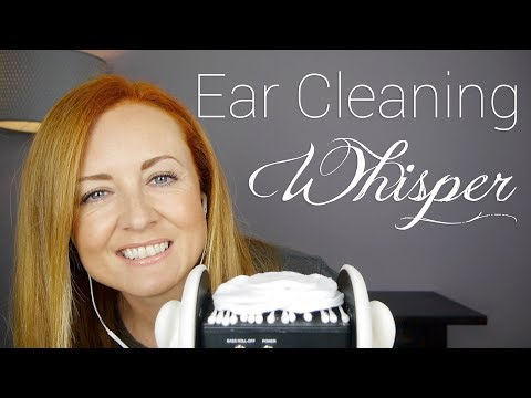 Simple Whisper with Ear Cleaning | ASMR