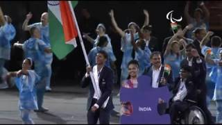 Highlights - Rio 2016 Paralympic Games - NPC India