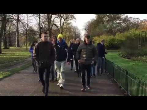 Coop elever i London 2014