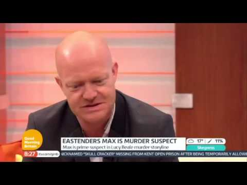Jake Wood on Good Morning Britain interview