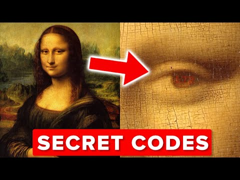 Download 9 SECRET messages hidden in famous paintings