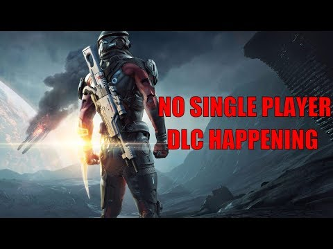 Mass Effect Andromeda Update - No Single Player DLC Confirmed