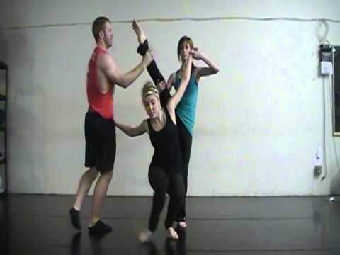 Excerpt from Co-Lab 4 (featuring members of The Offshore Project & Coriolis Dance Collective)