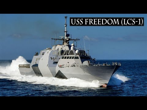 These USS Freedom (LCS-1) Are The First Littoral Combat Ship Of U.S Navy