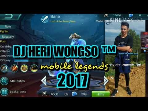 DJ HERI ™ - MOBILE LEGENDS 2017 AKIMILAKU DESEMBER