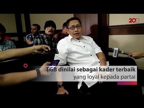 Anas Ragu Demokrat Jatuhkan Sanksi ke TGB