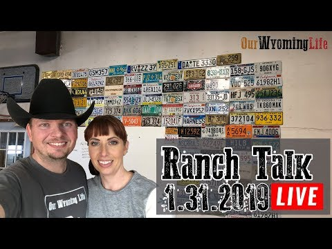 Ranch Talk 1-31-2019 Livestock or Pets?