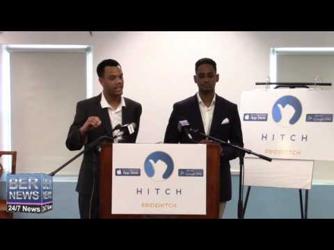 Hitch Mobile App Launch, December 14 2015