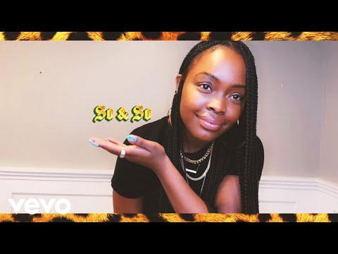Charm La'Donna - So & So (Lyric Video)