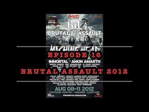 Festival Flashback: Episode 16 - Brutal Assault 2012