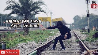 Amazing dance skills 2018 | Animation Popping dance | Kisnou - Ilia music | Avas Brahma