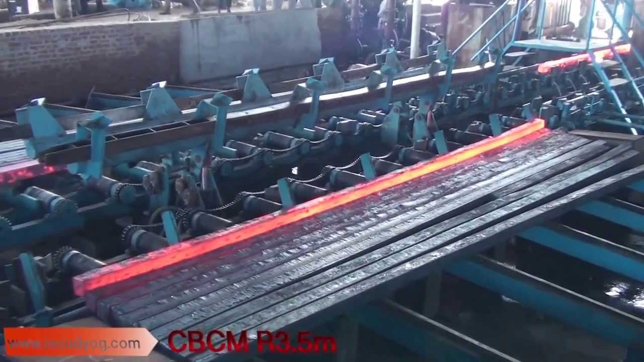 Continuous Casting Of Steel Book