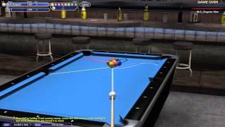 Virtual Pool 4 Gameplay