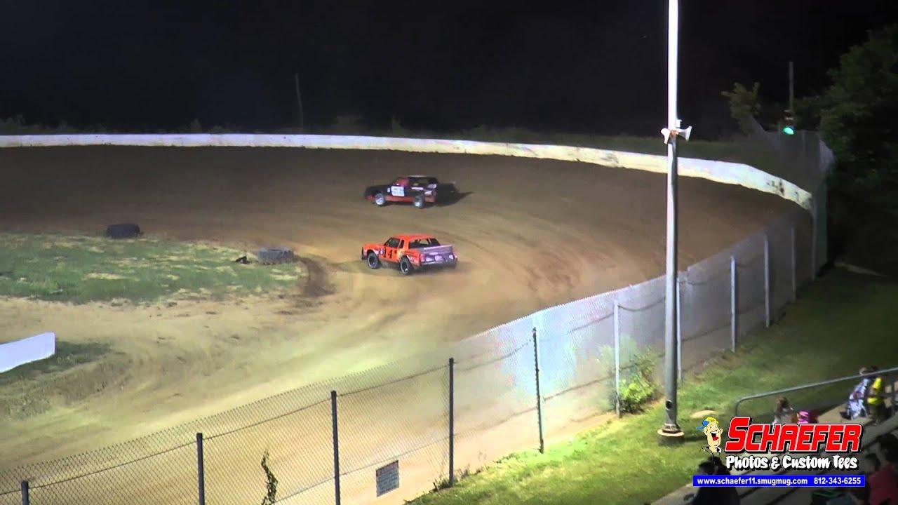 Whitewater Valley Motor Speedway 06 13 2014