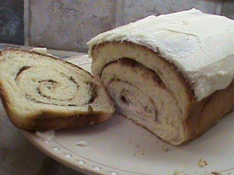 1950's Cinnamon Raisin Bread