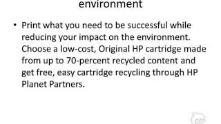 Review of HP Cartridges 678