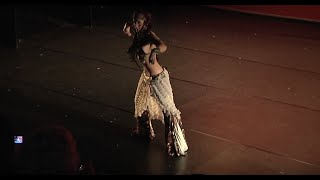 Raphaella | Tribal Fusion Belly Dance | Victoria Teel Show 2011