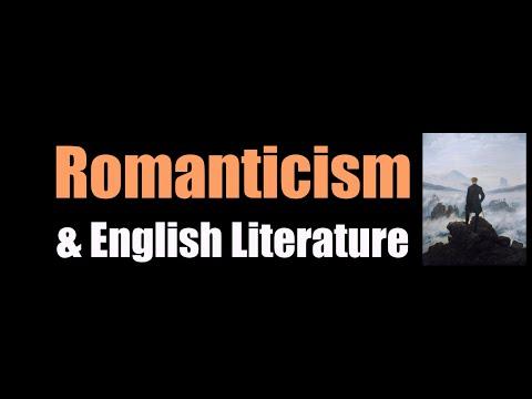 Romanticism & English Literature