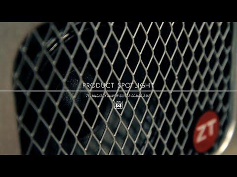 Product Spotlight - ZT Lunchbox Junior Guitar Combo Amp