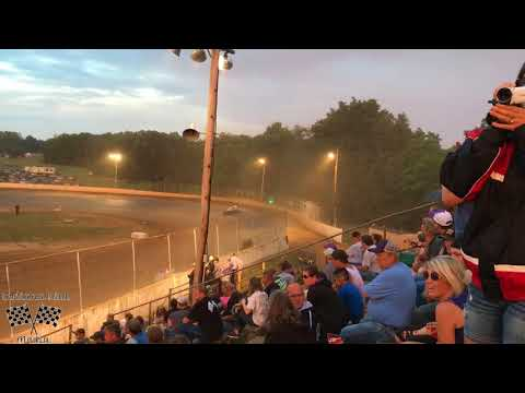 Twin Cities  Raceway Park-410 Non Winged Sprints-6.9.18