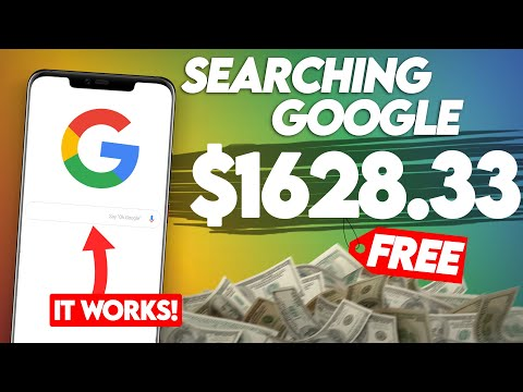 Make $1,600+ Searching Google (WORKING ✅) | Make Money Online