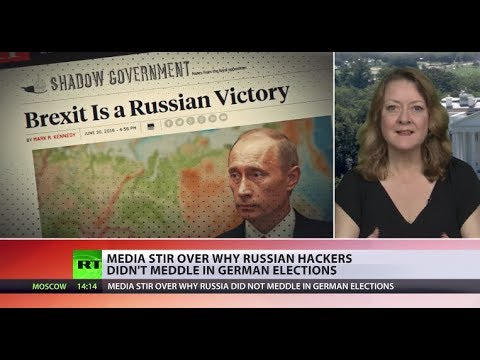 Media stir over Russian non-hacking of German elections